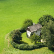 Austrian farmhouse — Stock Photo