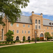 Stock Photo: Jordan Hall of Science in University of Notre Dame