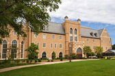 Jordan Hall of Science in University of Notre Dame — Stock Photo