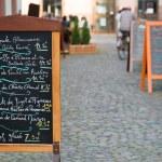 Постер, плакат: Alsatian menu