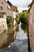 Chartres cityscape — Stock Photo