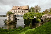 Ancient watermill — Stock Photo