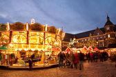 Marketplace in Altstadt — Stock Photo