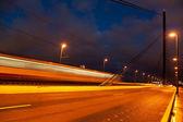 Oberkasseler bridge — Stock Photo