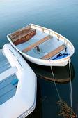 小船在清晨 — 图库照片