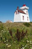 北 rustico の灯台 — ストック写真