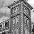 The Old Main clock tower — Stock Photo #45097603