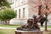 University of Arkansas — Stock Photo