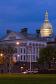 NJ State capitol — Stock Photo