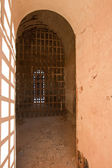 Yuma territorial prison cell — Stock Photo