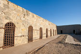Yuma territorial prison cells — Stock Photo