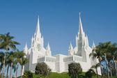 San Diego California Temple — Stock Photo