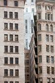 Boston architecture — Stock Photo