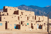Taos Pueblo , New Mexico — Stock Photo
