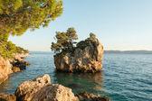 Brela, makarska Rivieran — Stockfoto