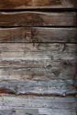 Eski duvar ahşap — Stok fotoğraf