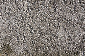 Texture of cement with gravel — Stock Photo