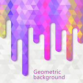 Geometrical abstract background — Stockvektor