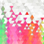 Geometrical abstract background — ストックベクタ