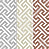 Seamless Cross Tee Background Pattern — Vettoriale Stock