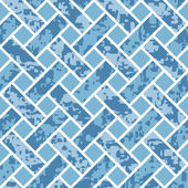 Seamless Basket Weave Background Pattern — ストックベクタ