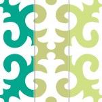 Modern Fleur de Lis Pattern — Stock Vector #25421137