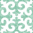 Fleur de Lis Background Pattern — Stock Vector