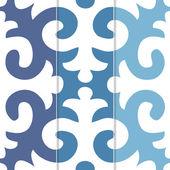 Modern Fleur de Lis Pattern — Stock Vector