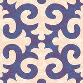 Fleur de lis pattern di sfondo — Vettoriale Stock