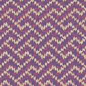 Ikat Interlocking Geometric Fret — Wektor stockowy