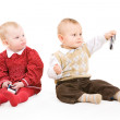 Playing children — Stock Photo #20793735