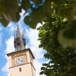 Clock on the Tower — Stock Photo