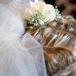 Foto de Stock  : Wedding hairstyle
