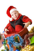 Child as a gift — Stock Photo
