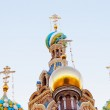 Church of the Savior on Spilled Blood — Stock Photo