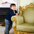 Boy in room — Stock Photo #26818425