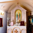 Stock Photo: Altar of church