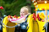 Zábava dítěte — Stock fotografie