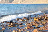 Swash on the sea — Stock Photo