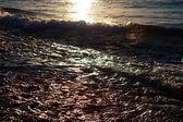 Sea at sunrise — Stock Photo