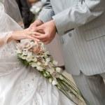 Wedding ring — Stock Photo #39497101