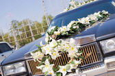 Decoration of car — Stock Photo