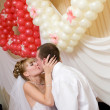 Kiss — Stock Photo #39886243