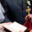 Stock Photo: Wedding Blessing