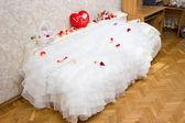 Düğün dekorasyon — Stok fotoğraf
