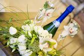 Celebration of marriage — Stock Photo