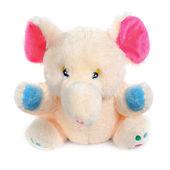 Plüsch elefant — Stockfoto
