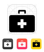 Medical Case icon. Vector illustration. — Stock Vector
