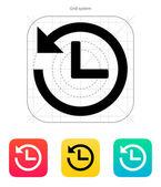 Countdown icon. — Stock Vector
