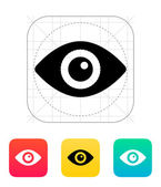 Eye icon. — Wektor stockowy
